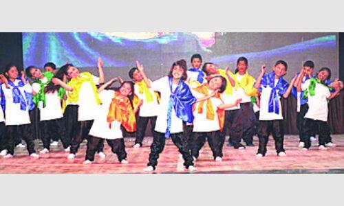 सेन्ट एन्ड्रूज प्रीमियर स्कूल में मनाया प्रथम वार्षिकोत्सव