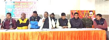 कैलाश दयालबाग और रावली मंडलों में हुई भाजपा की बैठक