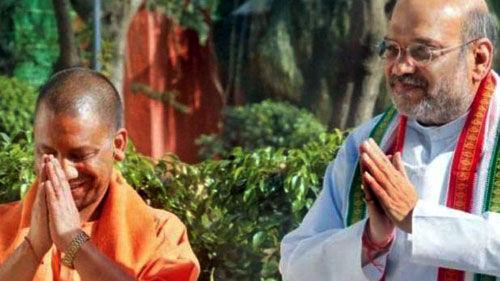 अमित शाह और योगी का एटा कार्यक्रम रद्द, अब जाएंगे अलीगढ़