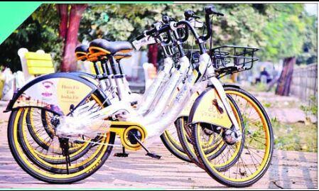 साइकिल ट्रैक: भोपाल में हो चुका है फ्लॉप ग्वालियर में कब चलेंगी, किसी को पता नहीं