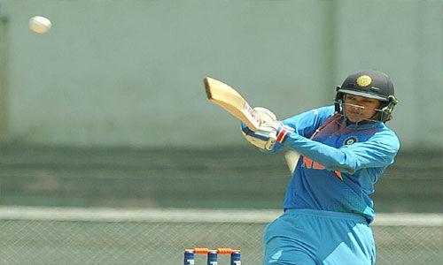 टी-20 क्रिकेट में सबसे तेज अर्धशतक लगाने वाली पहली भारतीय बनीं स्मृति मंधाना