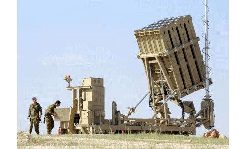 यूएसए इजरायल से खरीदेगा आयरन डोम मिसाइल रक्षा प्रणाली
