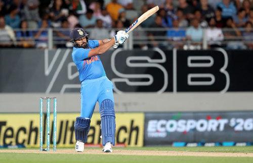 टी-20 क्रिकेट में सर्वाधिक रन बनाने वाले बल्लेबाज बने रोहित शर्मा