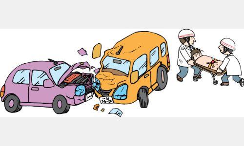 हत्या से अधिक सड़क हादसों में ज्यादा मौत