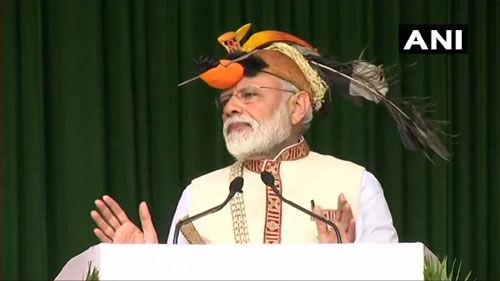 प्रधानमंत्री ने अरुणाचल को दी नौ परियोजनाओं की सौगात