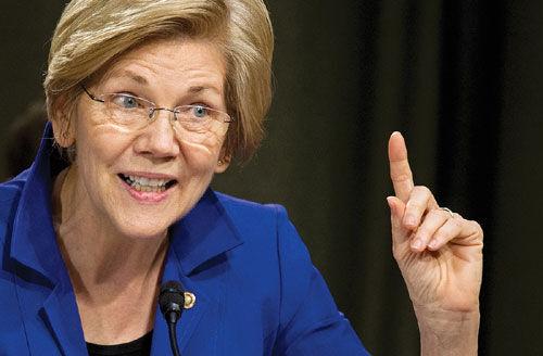 एलिजाबेथ वारेन ने राष्ट्रपति चुनाव के लिए चुनावी बिगुल बजाया