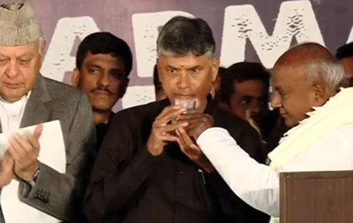 चंद्रबाबू नायडू ने तोड़ा आंध्र प्रदेश की जनता का भरोसा