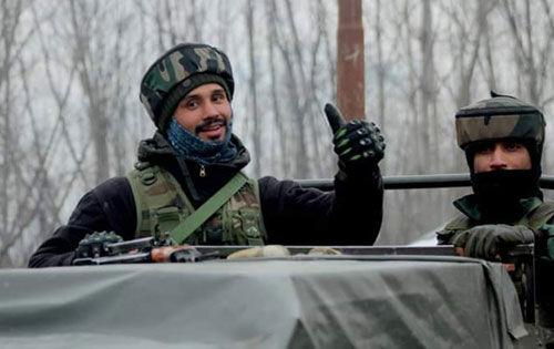 भारत-पाक सीमा पर 2 साल में 25 भारतीय सैनिक शहीद