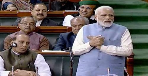 पूर्ण बहुमत की सरकार से बढ़ता है देश का आत्मविश्वास और गौरव
