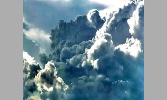 दो दिन में तेज हवा और गरज के साथ बारिश की संभावना