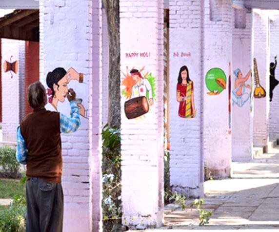 सीसीटीवी कैमरों की निगरानी में रहेगा ताज महोत्सव