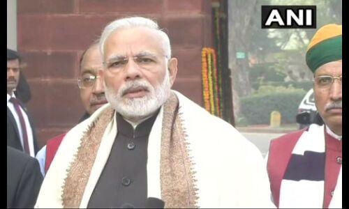 पुलवामा के गुनहगारों को सजा जरुर मिलेगी : प्रधानमंत्री