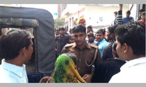 पाकिस्तान का पुतला दहन को लेकर भिड़े दो समुदाय