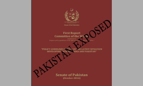 पाकिस्तान की साजिश – भारतीय समाज में संघर्ष खड़ा करने की बनाई थी योजना