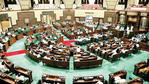 सदन में केपी सिंह बने सरकार की मुसीबत