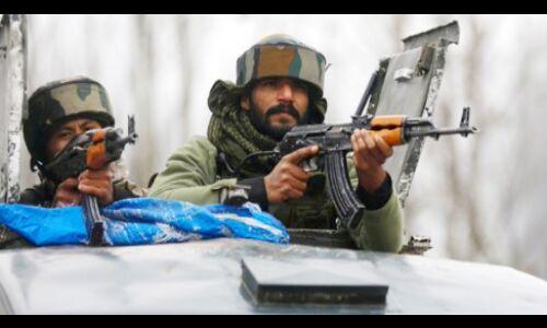 सेना को बड़ी सफलता, मोस्ट वांटेड आतंकी जाकिर मूसा को मार गिराया
