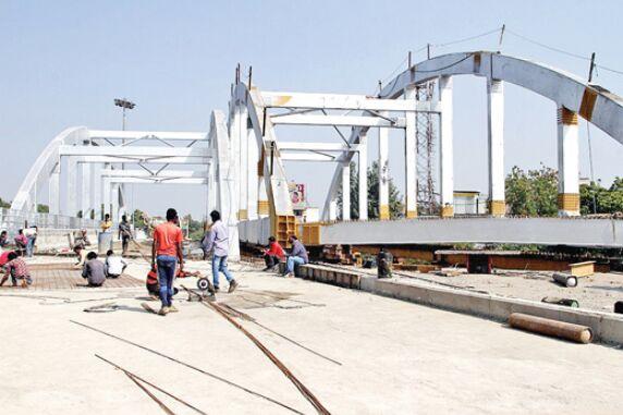 एक मार्च से पहले शुरू होगा पड़ाव आरओबी पर एक ओर का यातायात