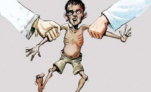 मध्यप्रदेश में मौत के कगार पर खड़े पांच हजार बच्चे