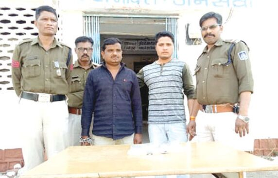 हत्याकांड की गुत्थी सुलझी, आरोपी गिरफ्तार