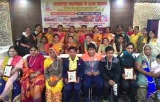 स्थापना दिवस पर कल्याणम फाउंडेशन ने किया प्रतिभाओं का सम्मान