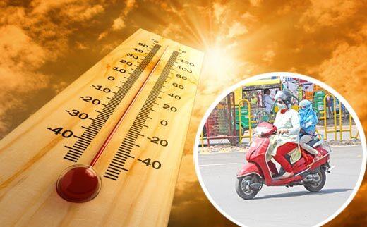 सबसे गर्म रहा गुरुवार, पारा 37 के पार