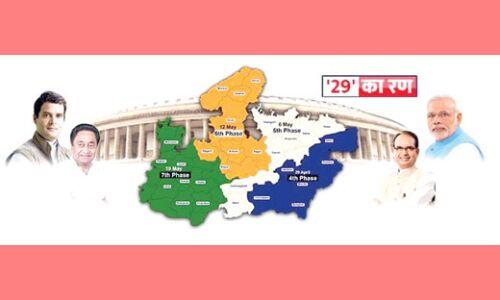 भाजपा गढ़ बचाने,कांग्रेस छीनने के प्रयास में जुटी