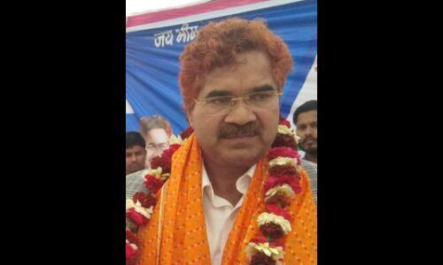 बसपा ने रामवीर उपाध्याय को दिखाया बाहर का रास्ता