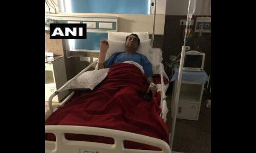 मुख्यमंत्री की अंगुली का हुआ सफल ऑपरेशन, सरकारी अस्पताल में हैं भर्ती