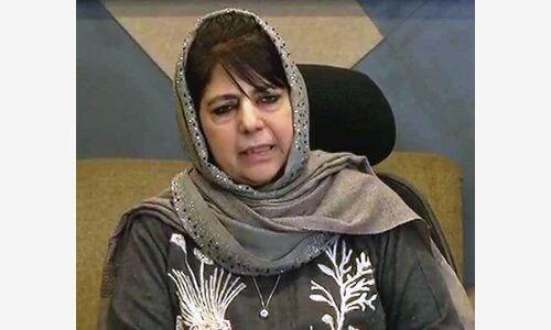 महबूबा मुफ्ती ने होटल में बुलाई सर्वदलीय बैठक, कश्मीर पुलिस ने होटलों को जारी किये सख्त निर्देश