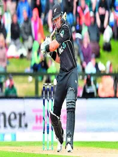 न्यूजीलैंड ने किया विंडीज का सफाया