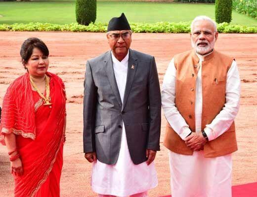 नेपाल-भारत के संबंध में नए आयाम होंगे स्थापित : पीएम मोदी