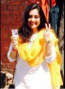 नुपुर शर्मा ने आप समर्थकों पर लगाया बदसलूकी का आरोप