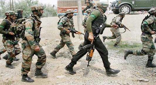 नगांव से सेना व पुलिस को मिली कामयाबी