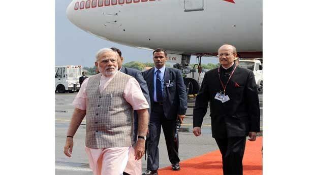 दो देशों का दौरा पूरा कर स्वदेश लौटे प्रधानमंत्री मोदी