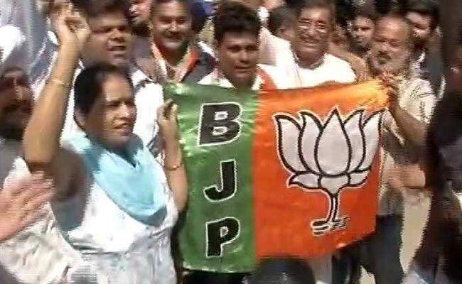 दिल्ली नगर निगम चुनाव में भाजपा को प्रचंड बहुमत, आप-कांग्रेस साफ