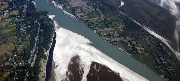 दावा : चीन ने कहा - अरुणाचल प्रदेश हमारा, ब्रह्मपुत्र का पानी हमने प्रदूषित नहीं किया