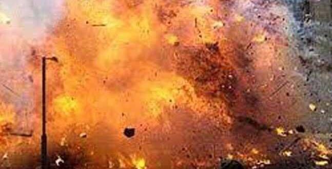 दार्जिलिंग के सुपर मार्केट में विस्फोट, 10 दुकानें क्षतिग्रस्त