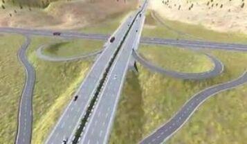 देबारी काया बाईपास की तैयारी शुरू, राजमार्ग प्राधिकरण ने किया माॅडल जारी