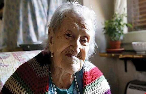 दुनिया की सबसे बुजुर्ग व्यक्ति एम्मा मोरानो 117 वर्ष की हुईं