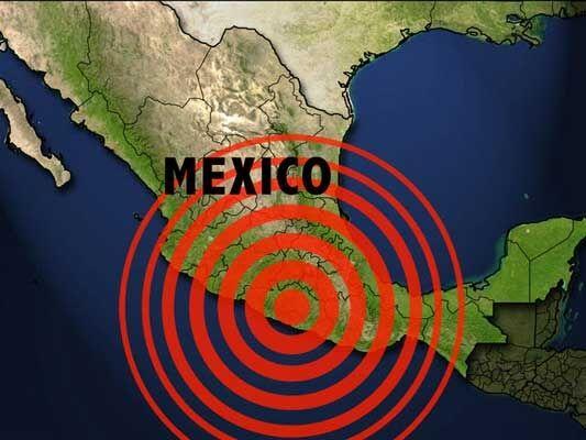 दक्षिण मैक्सिको में आये भूकंप 26 की मौत