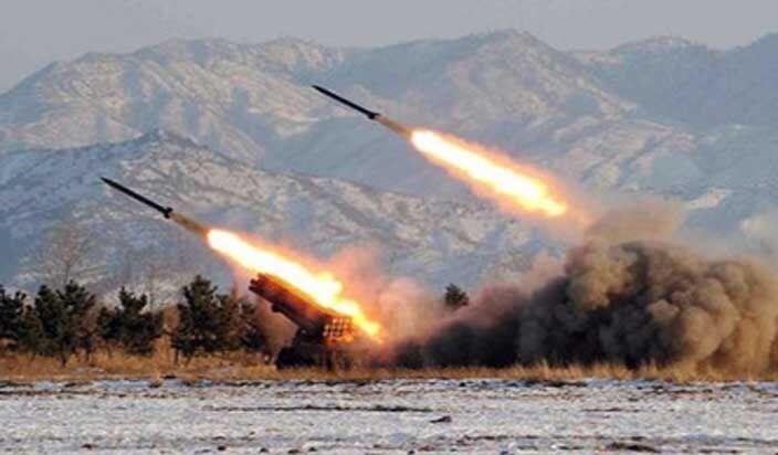 दक्षिण कोरिया ने किया 800 किलोमीटर की मारक क्षमता वाली मिसाइल का परीक्षण
