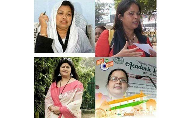तीन तलाक बिल का मुस्लिम महिलाओं ने किया स्वागत