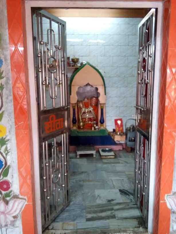 तिरुपतिधाम में विराजे हैं हनुमान लला