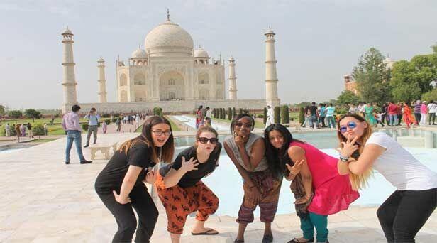 ताज देखने वाले विदेशी पर्यटकों का बनेगा नया रिकॉर्ड