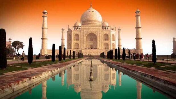 ताजमहल के आसपास बने अनधिकृत निर्माण हटाऐं : नेशनल ग्रीन ट्रिब्युनल
