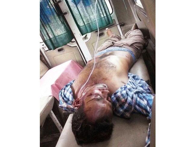 डबरा : मोटरसाइकिल और बोलेरो की भिड़ंत में युवक की मौत