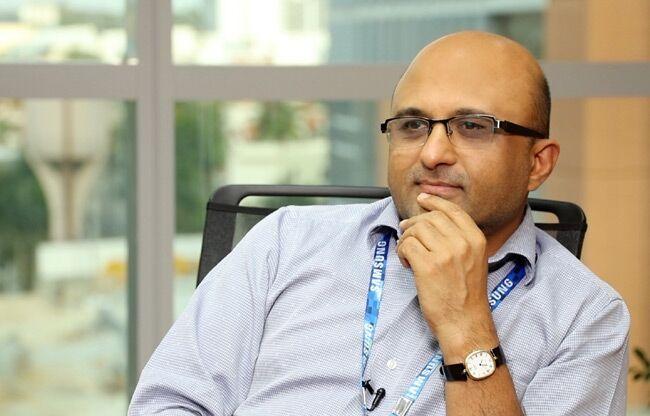 #सैमसंग R&D के पहले कर्मचारी दीपेश शाह से मिलिए, 22 साल पहले शुरु किया था सफर…अब हैं एमडी
