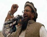 हाफिज सईद ने दी भारत पर हमला करने की धमकी