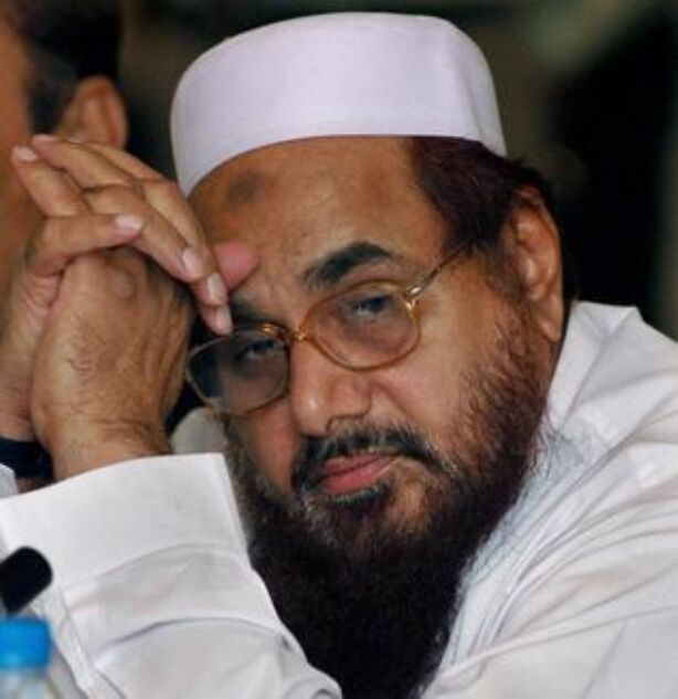 हाफिज सईद ने फिर उगला भारत के खिलाफ जहर