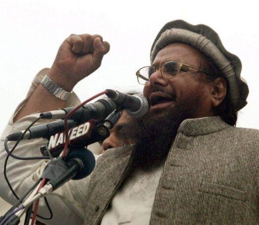 हाफिज ने भारत को धमकाया, कहा - यह 1971 का नहीं, एटमी है पाकिस्तान